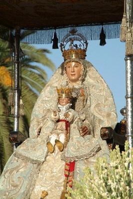 M s all de nuestra parroquia actos con motivo de la for Mudanzas virgen de los reyes