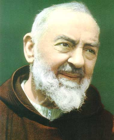El santo de hoy...Padre Pío de Pietrelcina. San-pio-de-pietrelcina-padrepio