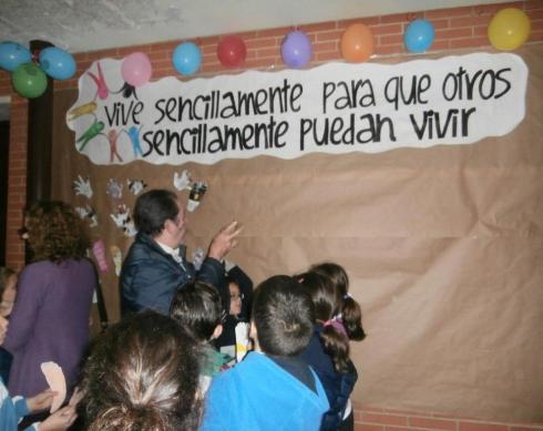Adviento 2013 Merienda solidaria2