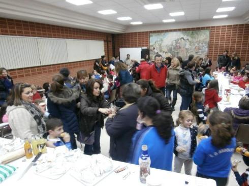 Adviento 2013 Merienda solidaria5